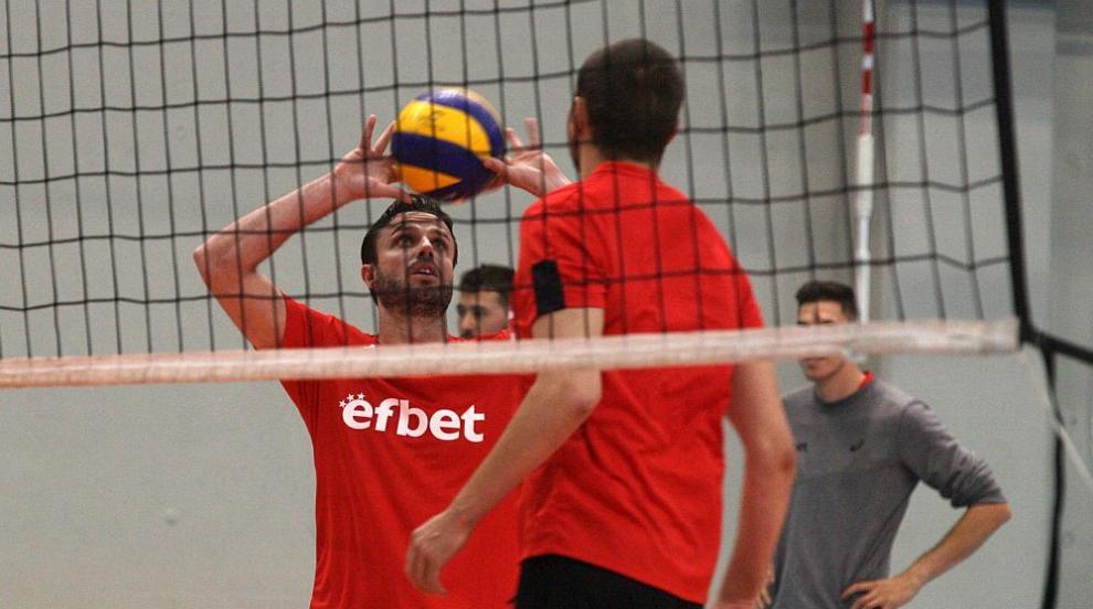 Националите ни по волейбол стартираха перфектно мачовете от Лигата на...