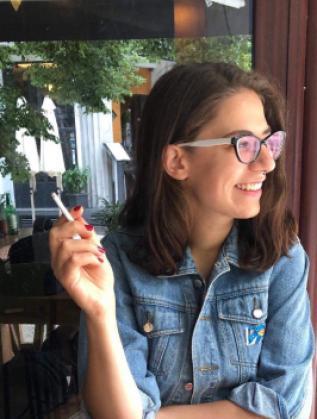 Яна Тодорова, един от фотографите на проекта