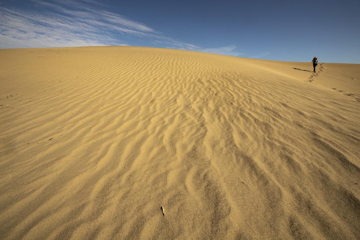 """Били са използвани многократно за снимане на филми с пустинни сцени, включително в """"Междузвездни войни"""" (Star Wars)."""