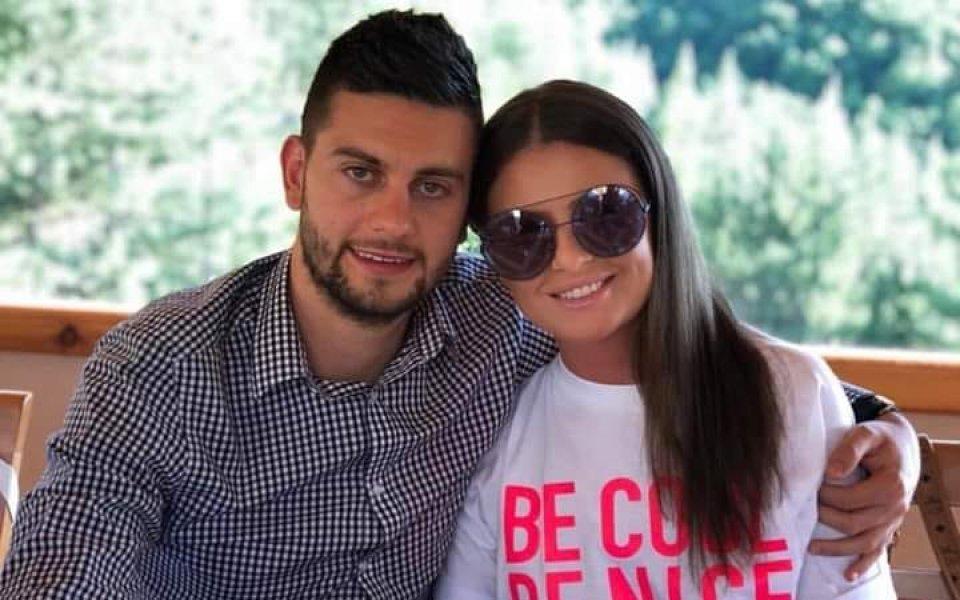 Станислав Костов вече е горд татко на дъщеричка