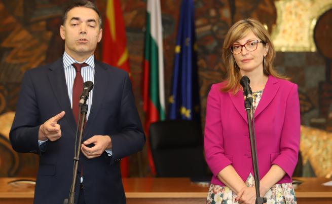 България и Македония искат бързо изграждане на Коридор №8