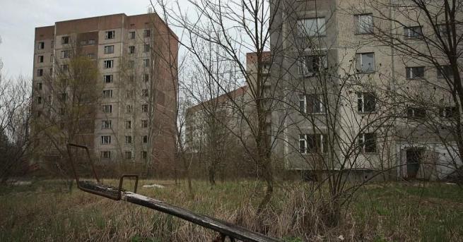 Снимка: Ликвидатори на Чернобил: Не сме пили водка, даваха ни Пепси