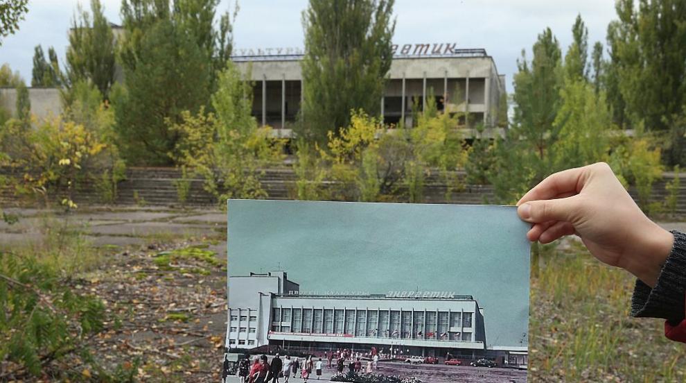 Посещението на Чернобил остава сред водещите туристически желания