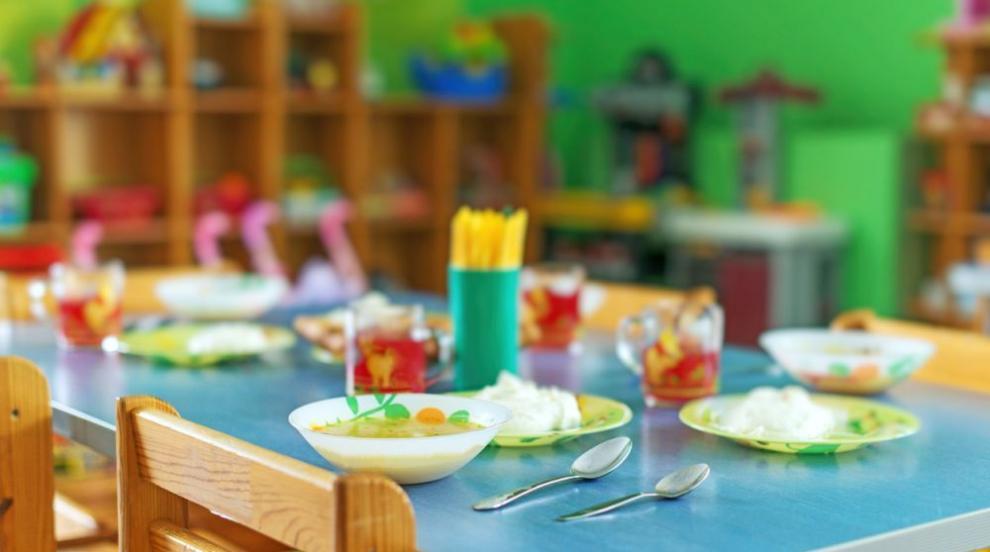 Край на пържените храни в детските градини
