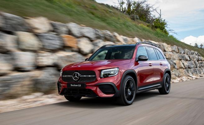 Mercedes залага на SUV инвазия с нов, девети член в семейството
