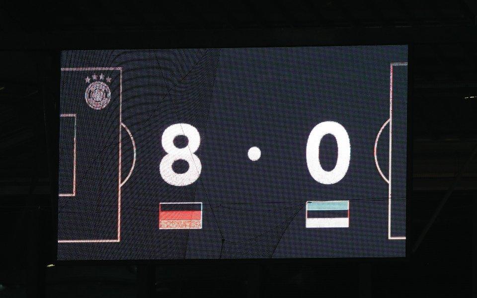 Всички резултати и класирания след последните евроквалификации