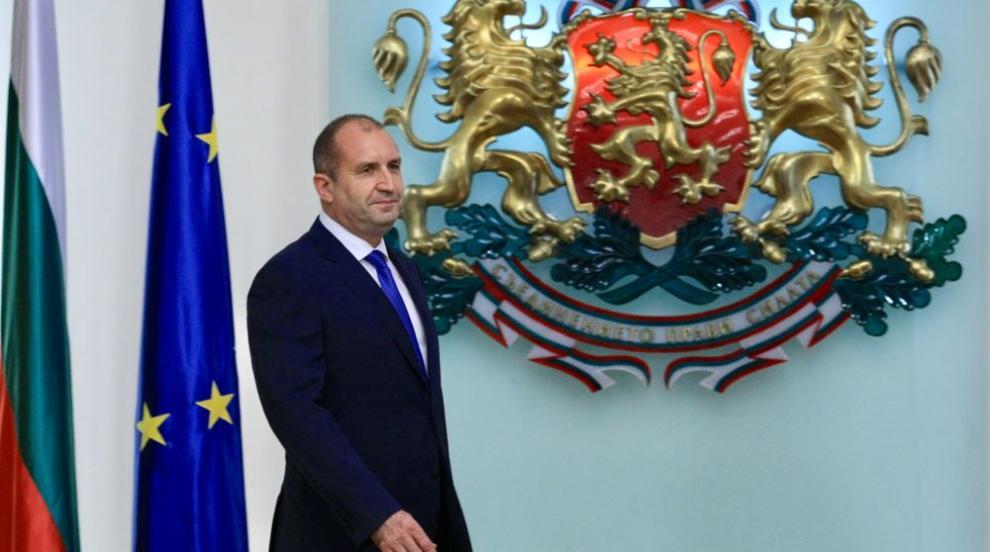Румен Радев наложи вето на върху даренията за партиите