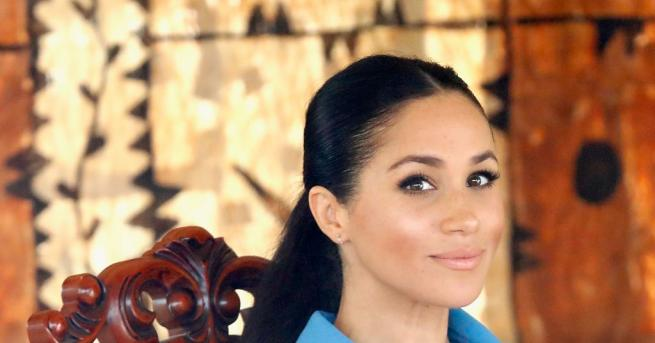 Херцогинята на Съсекс Меган Маркъл е приела предложението на редактора