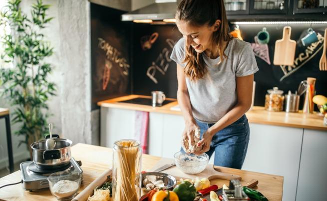 Как да приготвяте нездравословната храна здравословно