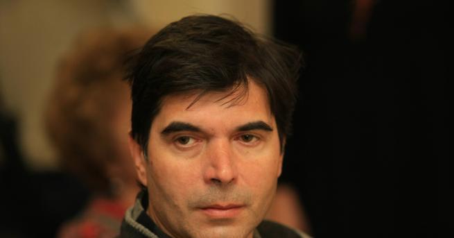 Милен Русков е носителят на Националната Вазова награда за литература