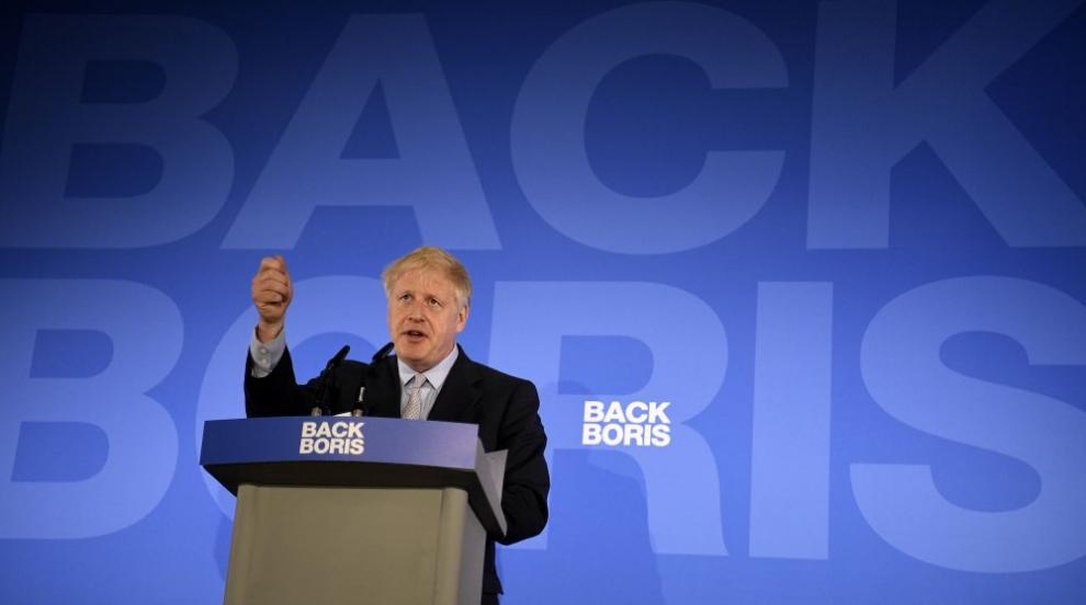 Борис Джонсън е на път да стане следващият британски премиер