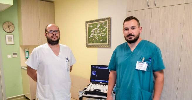 Екип от над 10 лекари от различни специалности спасиха живота