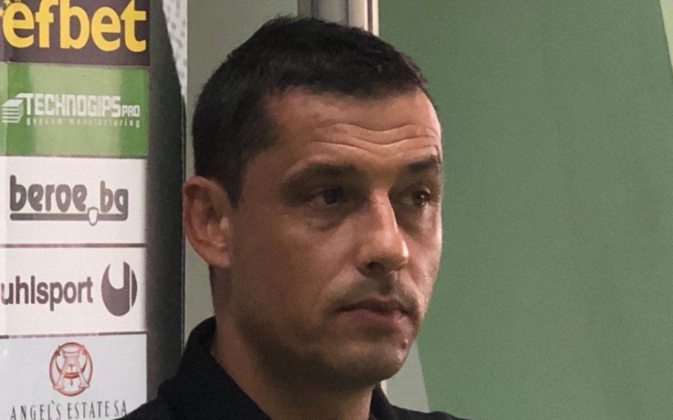 Томаш: Най-големият ни проблем е с манталитета