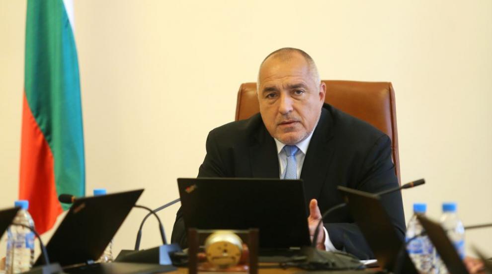 Борисов за БСП: Даже и оставка не могат да си подадат
