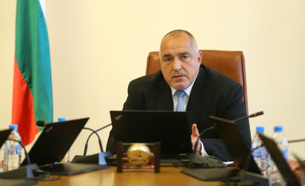 Премиерът Бойко Борисов навършва 60 г.