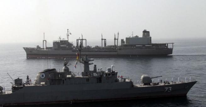 Пети американски флот заяви, че знае за нападенията срещу танкери