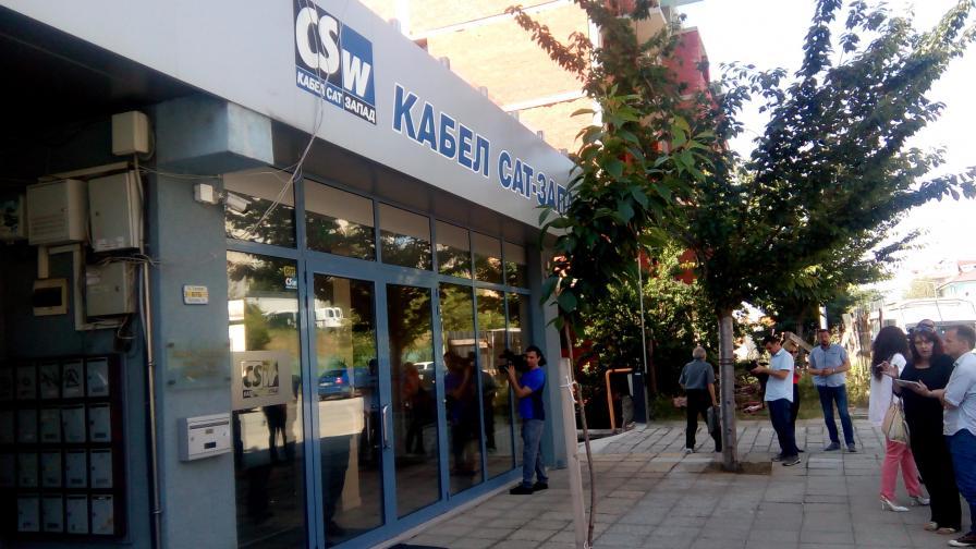 ГДБОП и жандармерия срещу пиратството - претърсват кабелни оператори