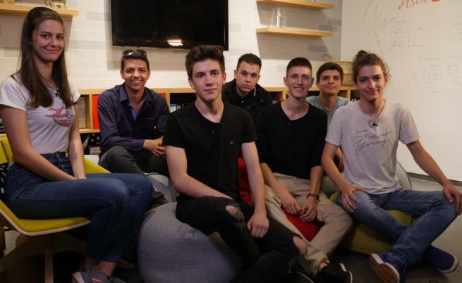 Министрите на веселието - български ученици с идея за бизнес