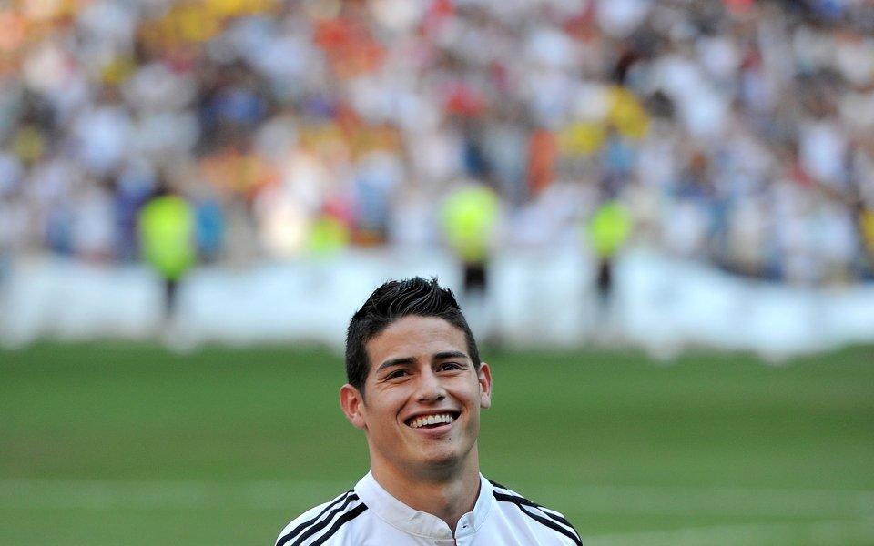 Хамес: Бъдещето ми зависи от Реал