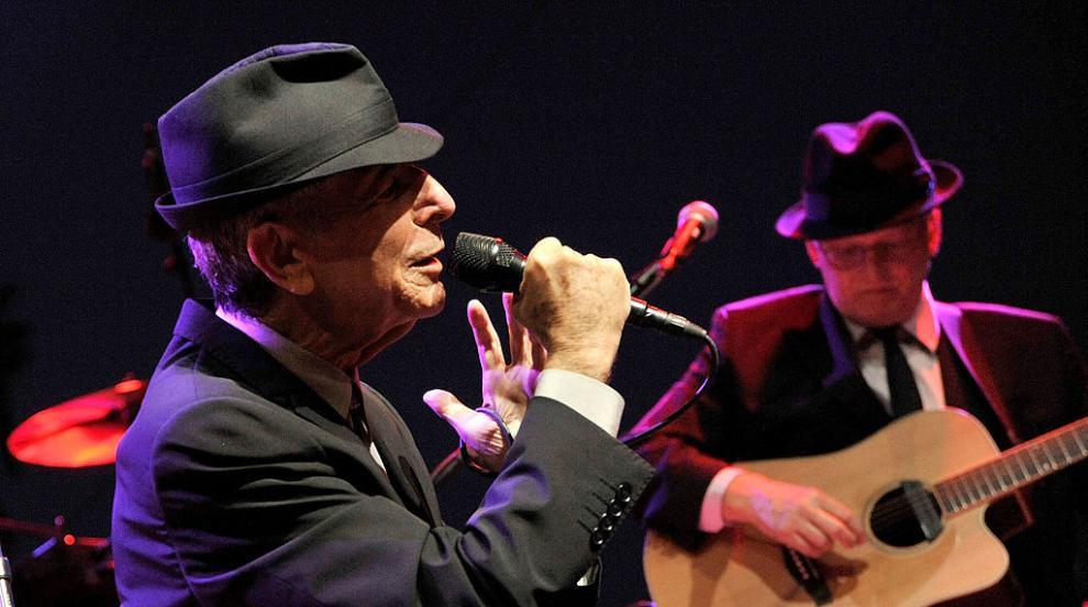 Посмъртно: Излезе нов албум на Ленард Коен
