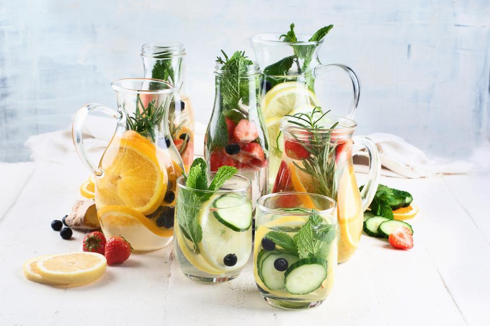 вода витаминна вода