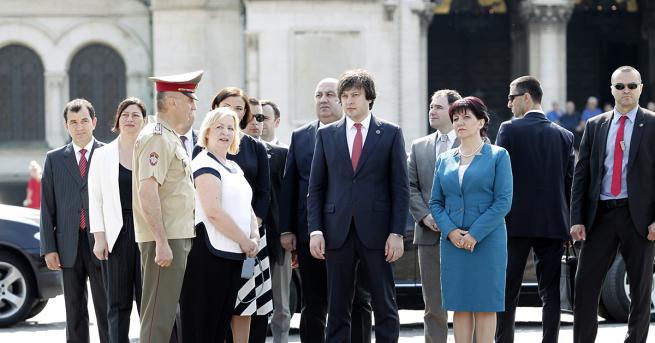България заяви подкрепата си за европейската интеграция на ГрузияБългария отново