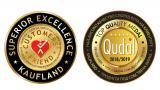 <p>Kaufland България с два&nbsp;международни&nbsp;златни медала</p>