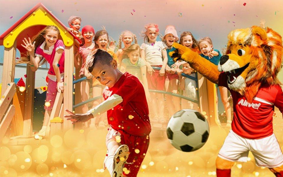 ЦСКА 1948 ще организира празник за децата тази събота. Ето