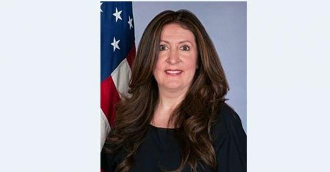 Новият американски посланик в България Херо Мустафа и семейството й