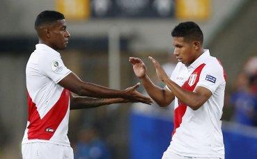Перу докосва елиминациите на Копа Америка