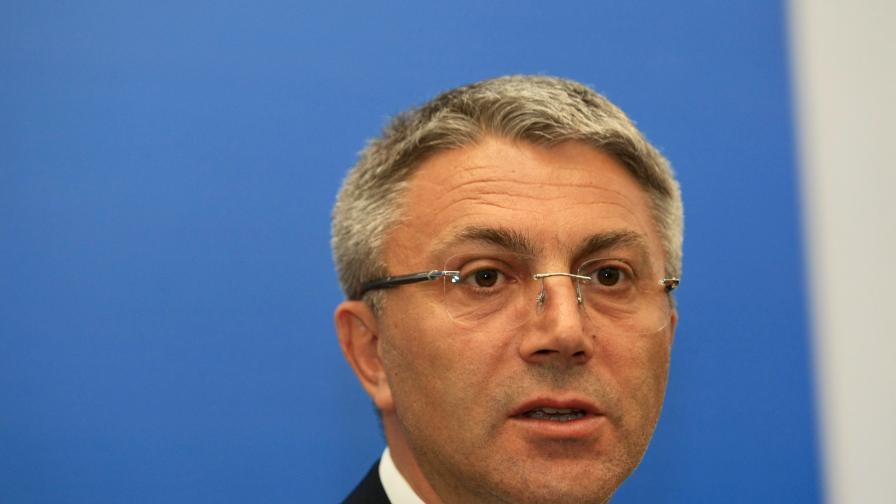 Председателят на ДПС Мустафа Карадайъ