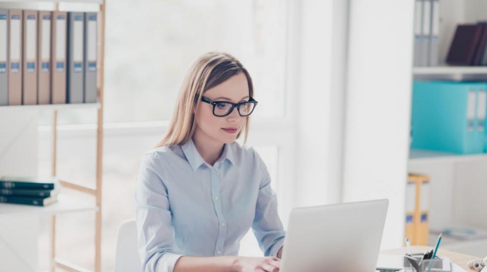 Офис служителите са най-продуктивни между 10 и 11 часа