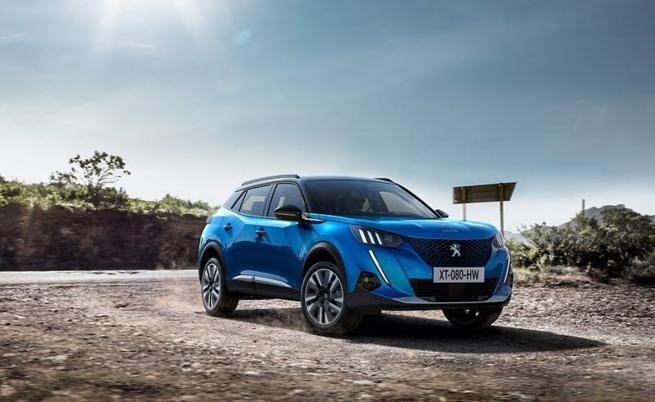 Peugeot 2008 идва на ток, бензин и дизел