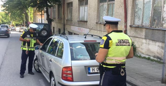 220 нарушения на скоростните режими са установени само за 24