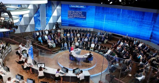 Руският президент Владимир Путин обеща увеличаване на разходите за социални