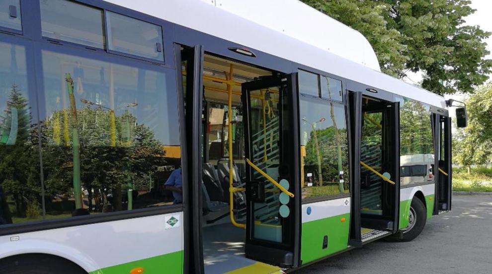 Нова обществена поръчка за 8 линии на градския транспорт в Пловдив