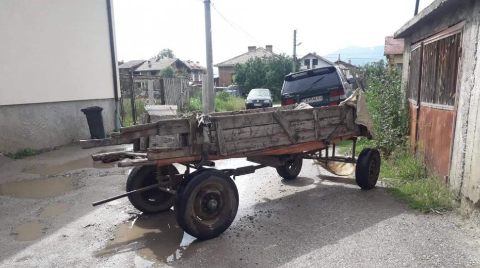 Водач на каруца загина, блъснат от пиян шофьор