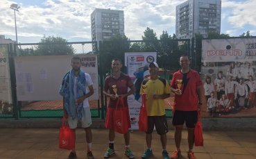 Завърши и вторият турнир от Националната Тенис Верига