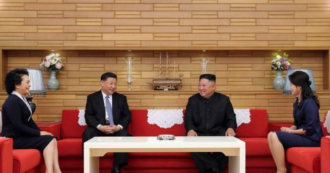 Връзката на Китай и на Северна Корея е