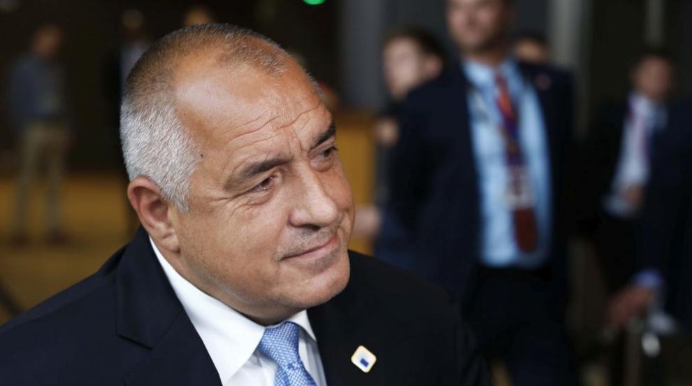 Борисов пристигна в Швейцария за Световния икономически форум (СНИМКИ)