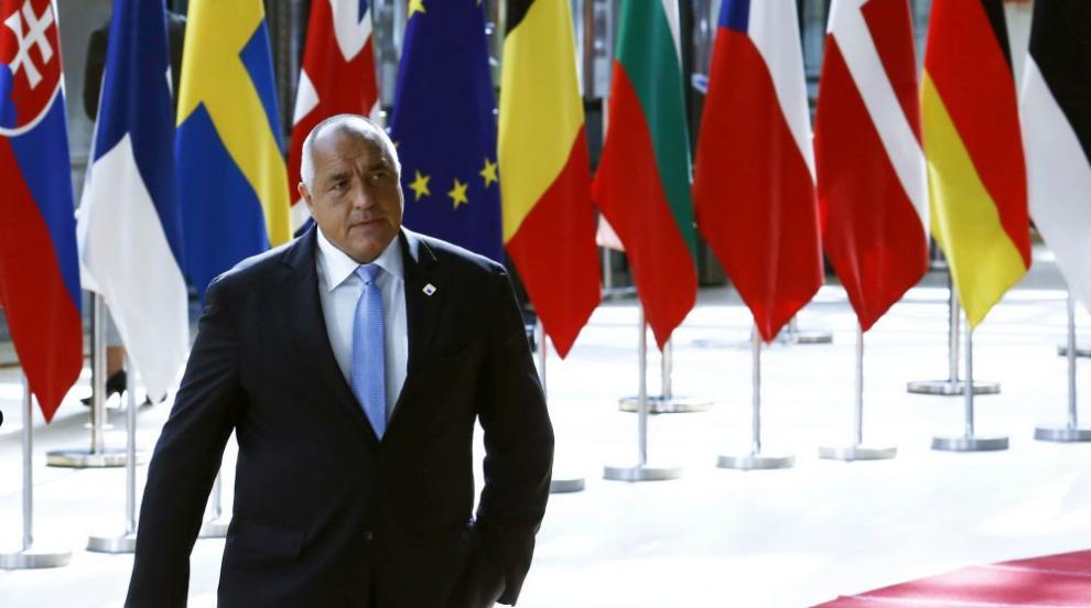 Борисов обеща да изпълни препоръките на Брюксел (ВИДЕО)