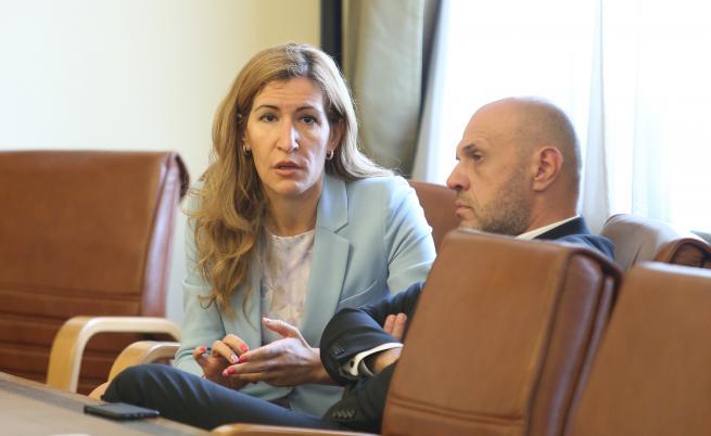 Николина Ангелкова за Камчия: Има разрушена цялост на дюната