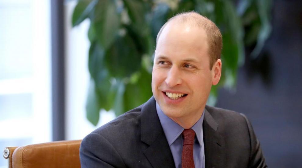 Принц Уилям посреща 37-ата си годишнина като щастлив баща на три деца