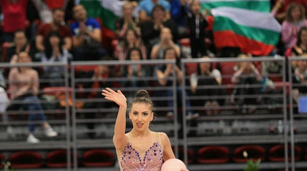Гордост: Катрин Тасева с два медала на Европейските игри в Минск (ВИДЕО)