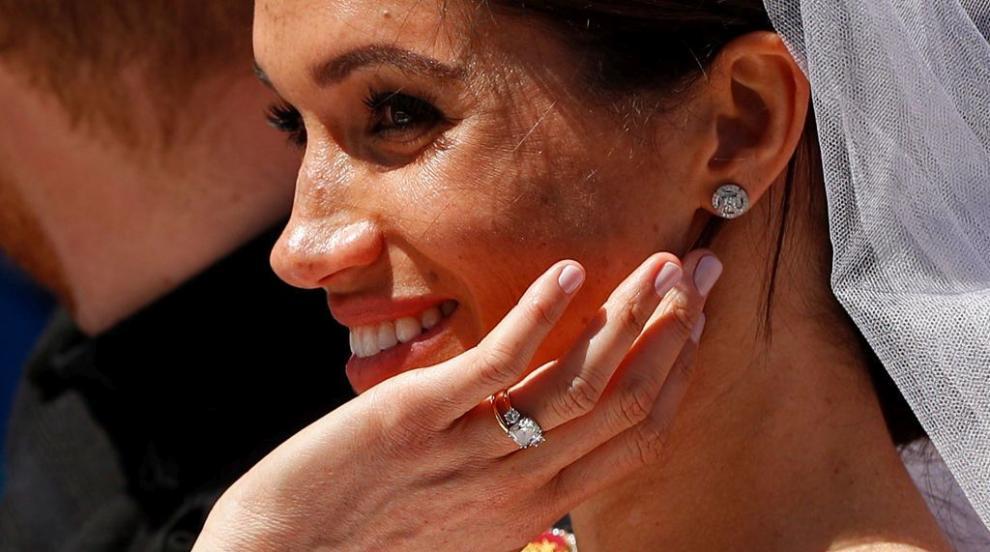 Годежният пръстен на херцогиня Меган е променен? (СНИМКИ)