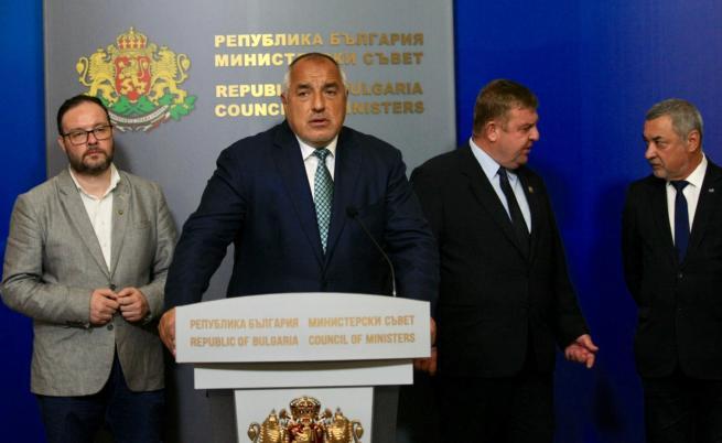 Борисов за Цветанов: Все едно да питате БСП за Виденов