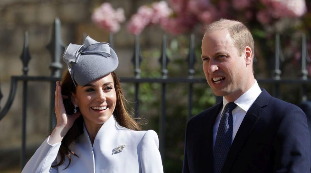 Уилям и Кейт – британците с най-голямо светско влияние