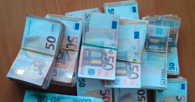 """9ba84c80834 Недекларирани 110 000 евро откриха митническите служители от ГД """"Митническо"""
