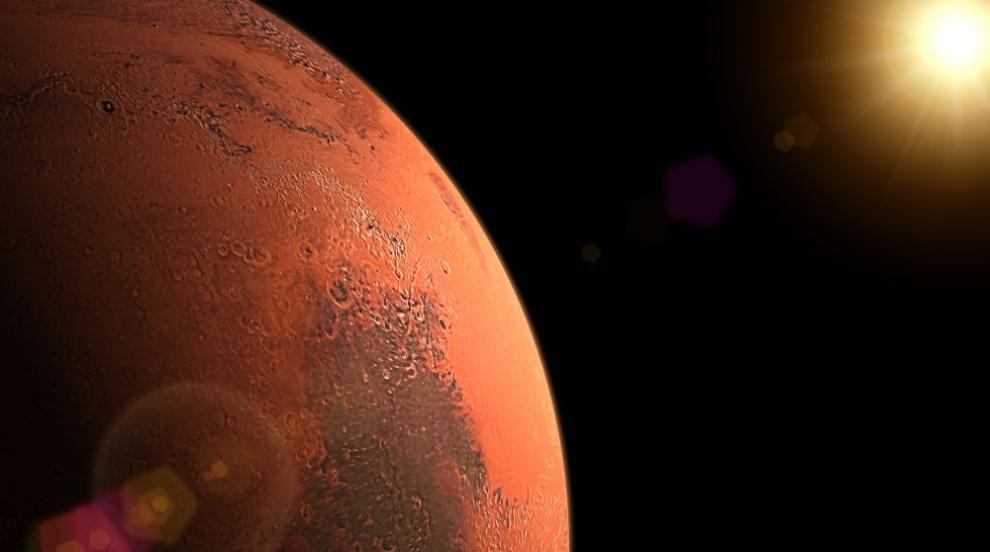 Загадката с метана на Марс продължава