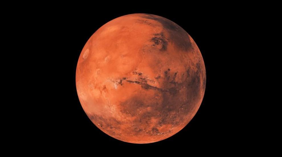 Астробиолози откриха признаци за живот на Марс в...